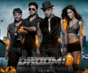 Dhoom 3 (2013) HD Poster