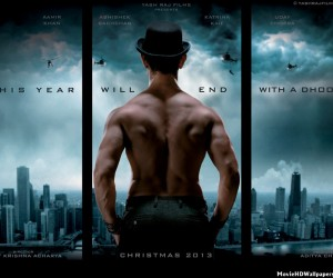 Dhoom 3 (2013) Poster Official