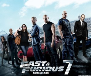 Fast & Furious 7 (2014) HD Poster