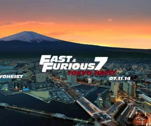 Fast & Furious 7 (2014) Tokyo
