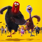 Free Birds HD Poster