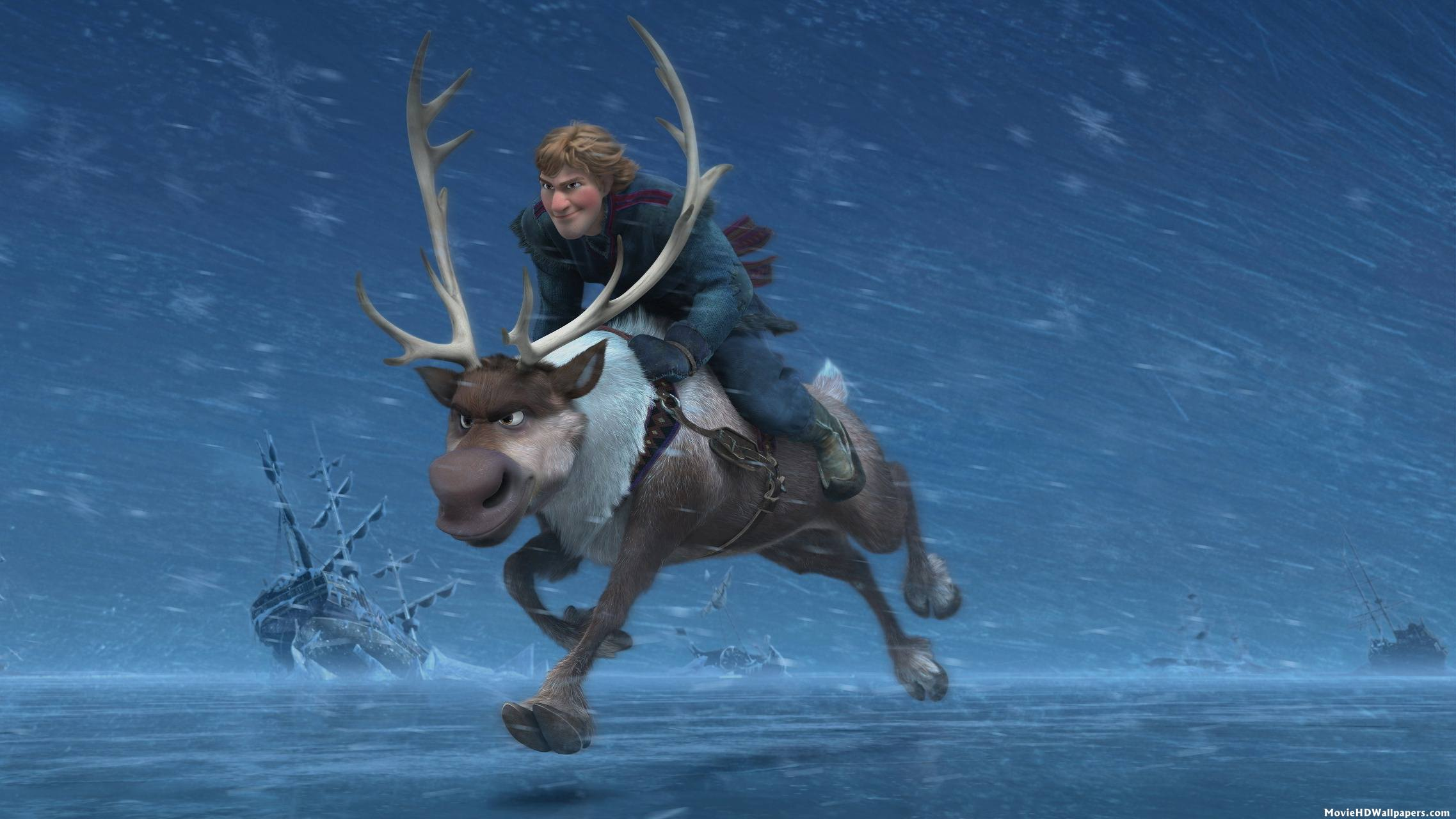 Frozen Movie Wallpapers [HD Facebook Timeline Covers