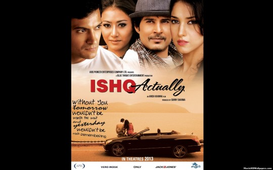 Ishq Actually (2013) Poster
