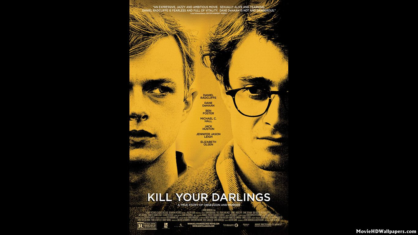 kill your darlings 2013 movie hd wallpapers