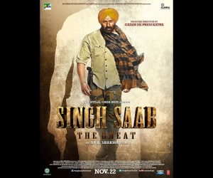 Singh Saab The Great (2013) Poster