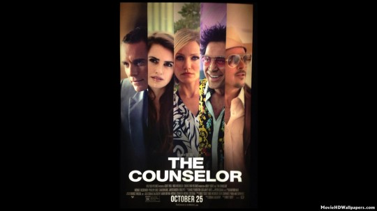 The Counselor (2013) Wallpaper