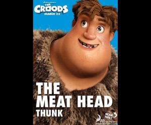 The Croods (2013) - Thunk