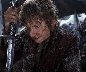 The Hobbit The Desolation of Smaug (2013) Movie HD Wallpaper