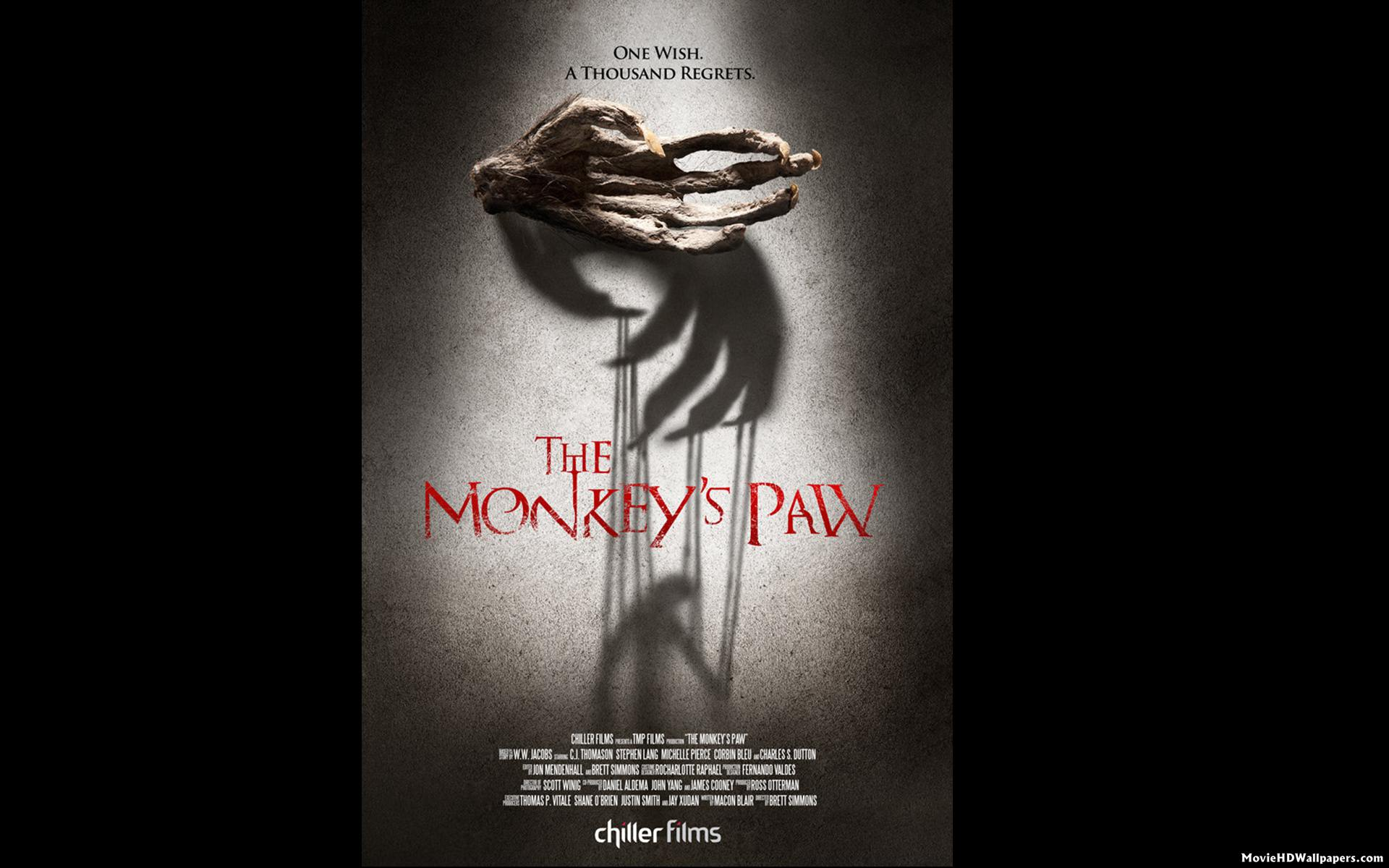 an analysis of the story the monkeys paw by ww jacobs The monkey's paw written by wwjacobs : plot diagram to show that fate ruled people's lives, and that those who interfered with fate did so to their own sorrow.