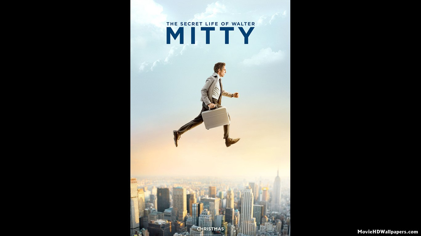 The Secret Life Of Walter Mitty 2013 Movie Hd Wallpapers