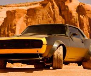 Transformers Age of Extinction (2014) Car
