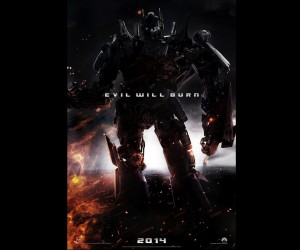 Transformers Age of Extinction (2014) - Evil Will Burn