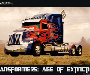 Transformers Age of Extinction (2014) Truck