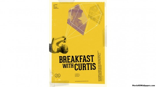 Breakfast with Curtis (2013) Poster