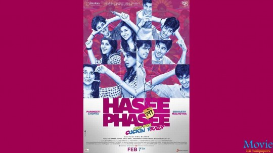 Hasee Toh Phasee Wallpaper