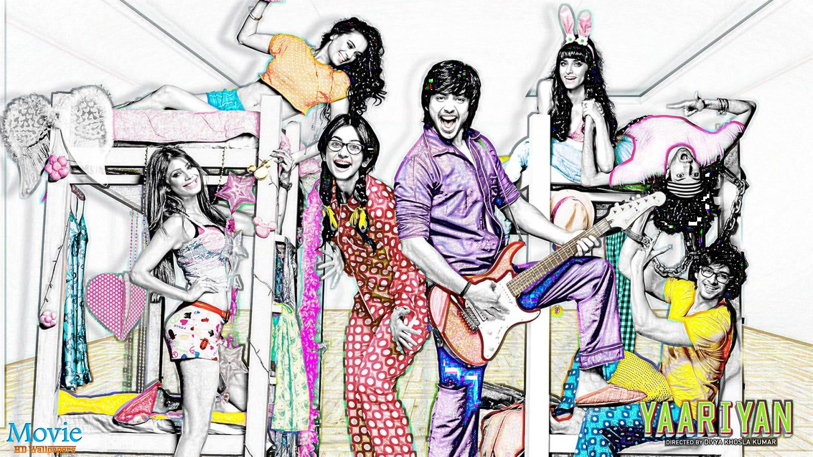 Hd wallpaper yaariyan - Yaariyan Poster