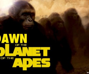 Dawn of the Planet of the Apes 2014 300x250 Dawn of the Planet of the Apes (2014)