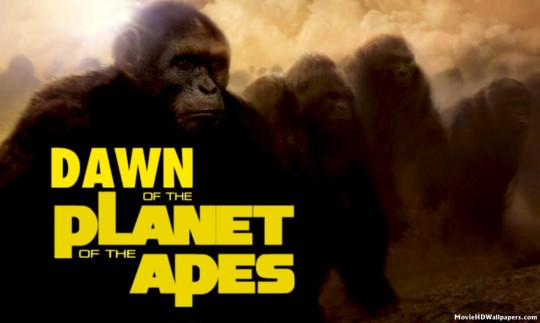Dawn of the Planet of the Apes 2014 540x323 Dawn of the Planet of the Apes (2014)