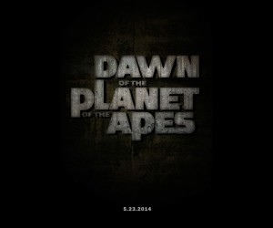 Dawn of the Planet of the Apes 2014 Logo 300x250 Dawn of the Planet of the Apes (2014)