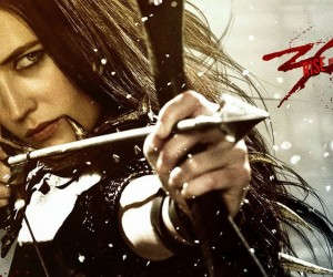 Eva Green Is 300 Movie Rise Of An Empire 2014 HD Wallpaper