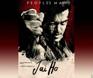 Jai Ho HD Poster 300x250 Jai Ho 2014 Hindi Movie Wallpapers