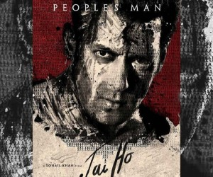 Jai Ho Movie Poster 300x250 Jai Ho 2014 Hindi Movie Wallpapers