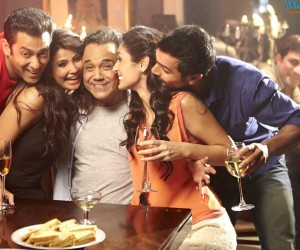 Jai Ho Salman with Friends 300x250 Jai Ho 2014 Hindi Movie Wallpapers