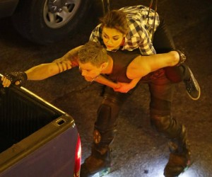 Jupiter Ascending Making of Stunts