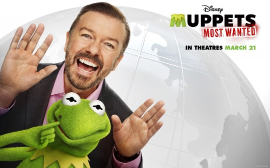 Muppets Most Wanted Pics 540x337 Muppets Most Wanted (2014)