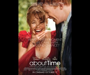 About Time HD Poster