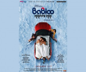 Babloo Happy Hai 2014 Poster 300x250 Babloo Happy Hai (2014)