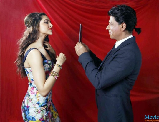 Happy New Year Movie Shahrukh khan & Deepika Padukone