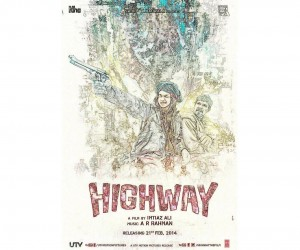 Highway (2014) HD Poster