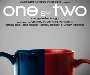 One By Two Hindi Movie Poster