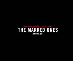 Paranormal Activity The Marked Ones Movie Logo