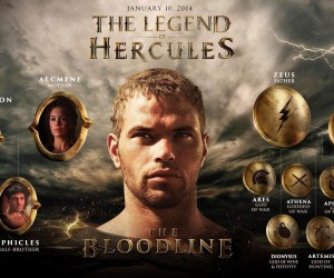 The Legend of Hercules (2014) Movie Wallpapers