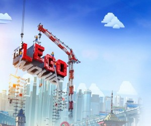 The Lego Movie Animated Movie HD Wallpaper