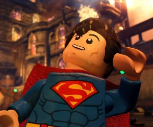 The Lego Movie Superman Wallpapers