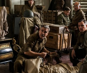 The Monuments Men (2014) HD Movie Wallpapers