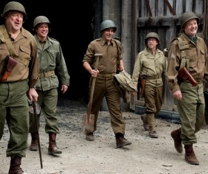 The Monuments Men (2014) Movie Wallpapers