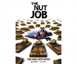 The Nut Job Poster 300x250 The Nut Job (2014)