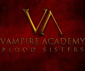 Vampire Academy Blood Sisters Movie Logo