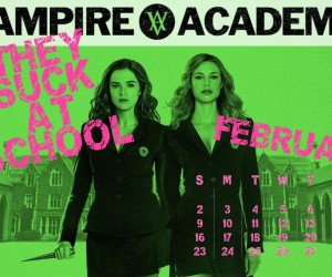 Vampire Academy Blood Sisters Movie Wallpapers