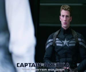 Captain America The Winter Soldier Actor