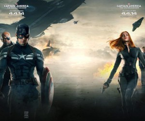Captain America The Winter Soldier Desktop Wallpapers