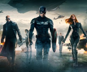 Captain America The Winter Soldier HD Wallpapers