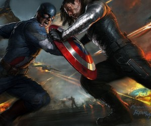 Captain America The Winter Soldier Movie HD Wallpapers