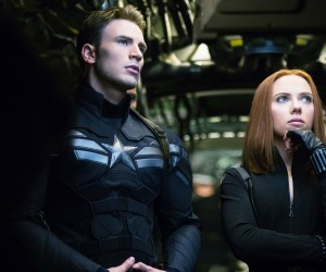 Captain America The Winter Soldier Movie Stills