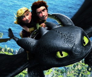 How to Train Your Dragon 2 Dragon Flying