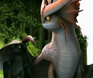 How to Train Your Dragon 2 Dragon Mother